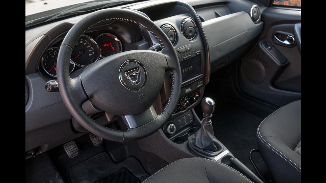 Dacia Duster Titan