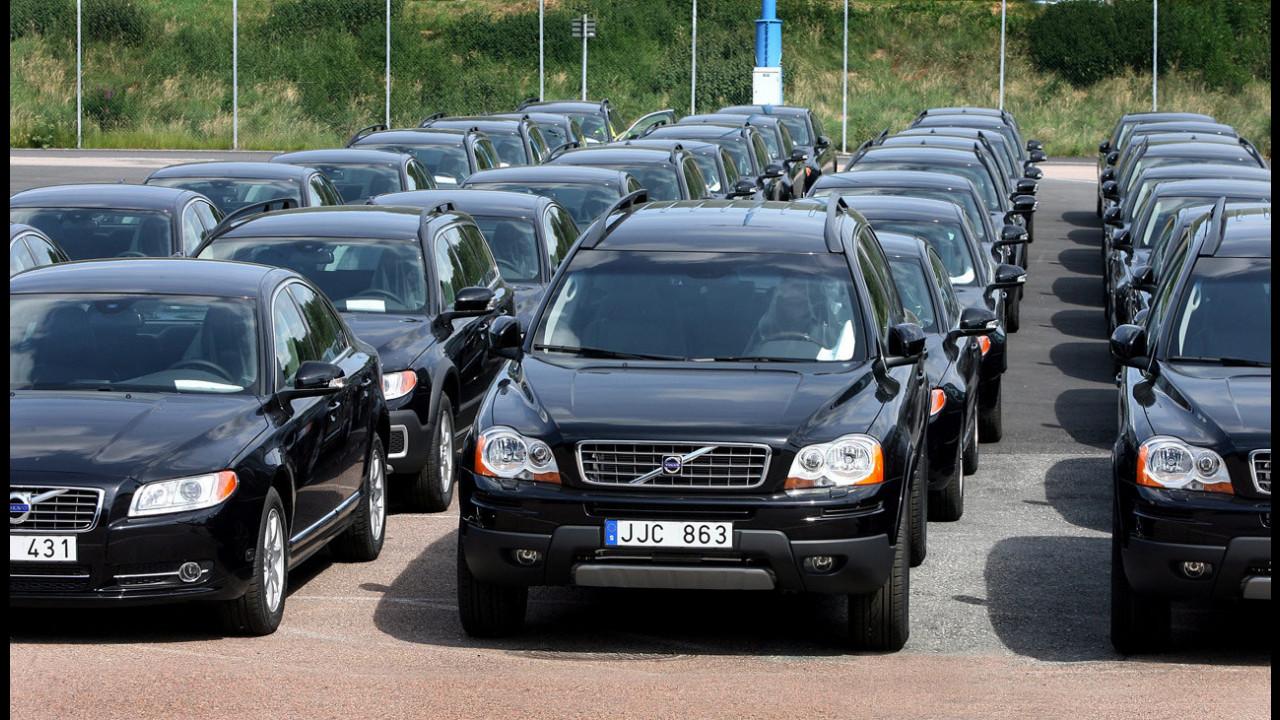 Volvo è l'auto ufficiale della Presidenza UE