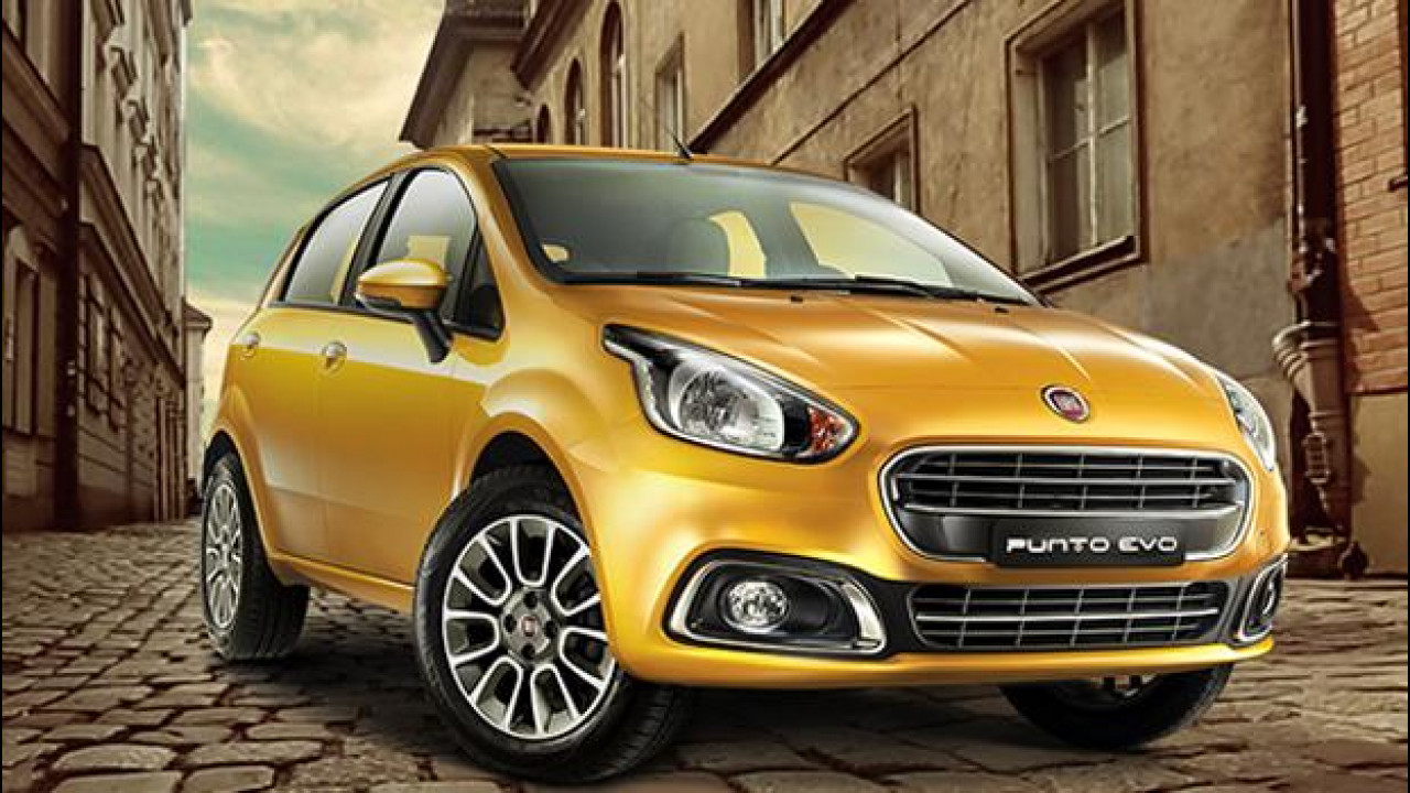 [Copertina] - Una nuova Fiat Punto, straniera...