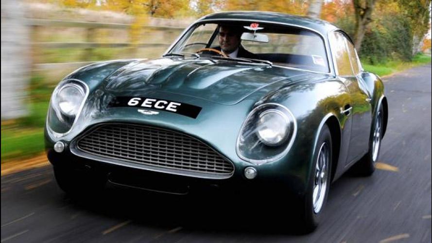 Aston Martin, un secolo di emozioni