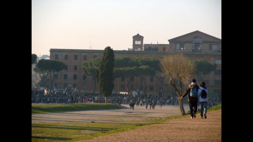 Liberalizzazioni Taxi, l'assemblea a Roma