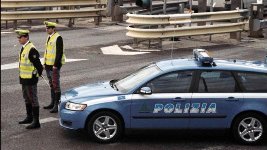 Ritiro patente: quando i controlli sono su strada si rischia molto di più