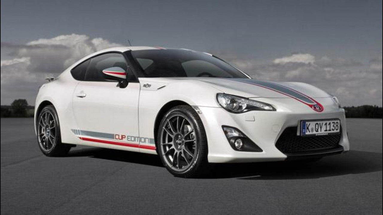 [Copertina] - Toyota GT 86 Cup Edition
