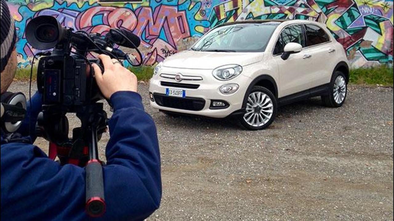 [Copertina] - Fiat 500X, è boom di test drive e di views