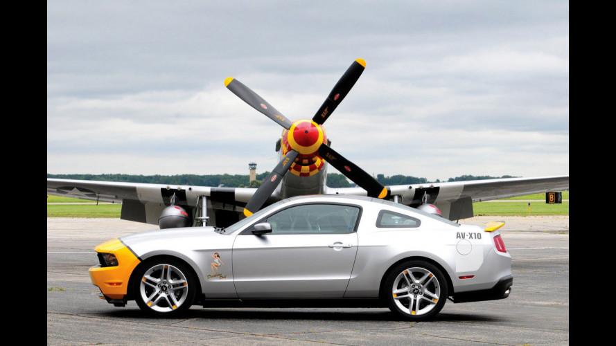 """Ford Mustang AV-X10 """"Dearborn Doll"""""""