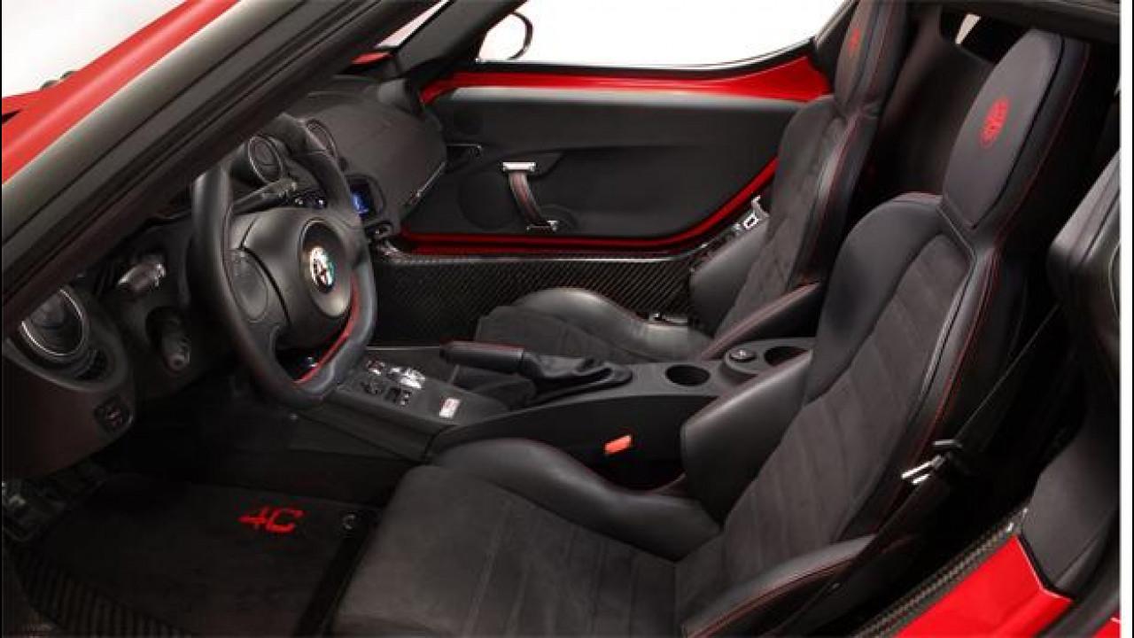 [Copertina] - Alfa Romeo 4C, benvenuti a bordo