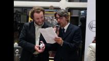 Auto Europa 2014, la consegna dei premi