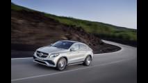 Mercedes-AMG GLE 63 Coupé 4Matic, sfida alla BMW X6 M