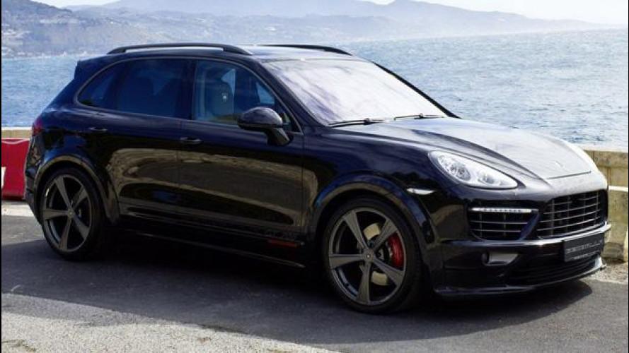 Gemballa GT Aero 2 per Porsche Cayenne