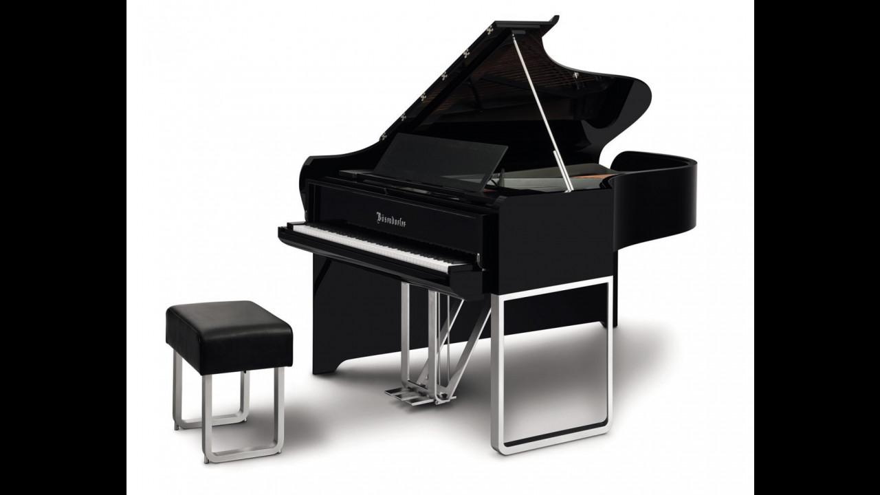 Audi Design crea un gran piano Bosendorfer