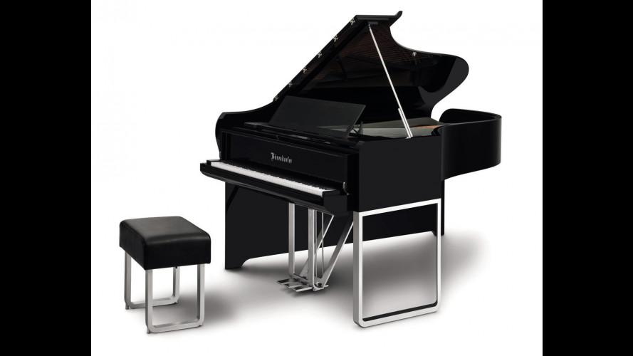Audi Design crea un gran piano Bosendorfer da 100mila euro