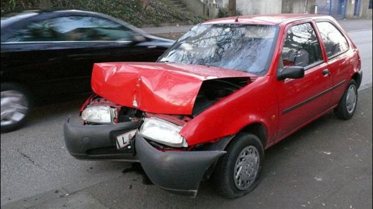 [Copertina] - In Italia gli incidenti stradali sono diminuiti