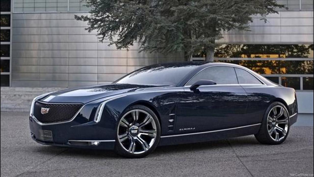 [Copertina] - Cadillac Elmiraj Concept