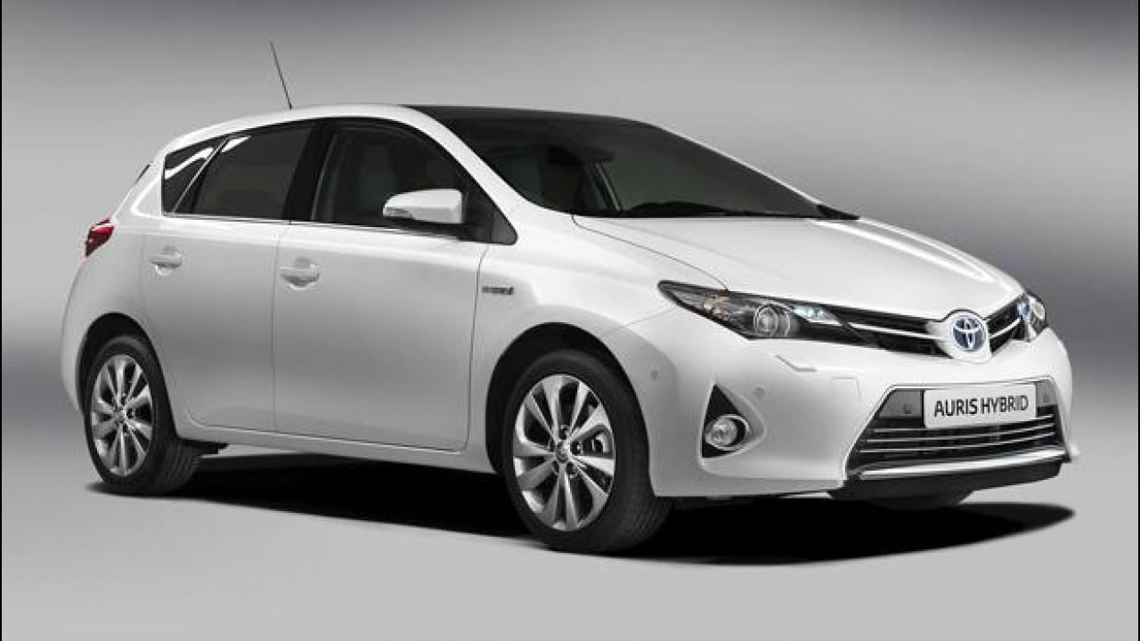 [Copertina] - La nuova Toyota Auris è pronta per Parigi