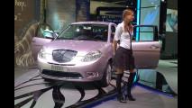 Lancia Ypsilon ELLE al Salone di Francoforte