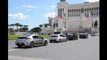 Opel presenta al Ministro Corrado Clini Ampera, Auto dell'Anno 2012