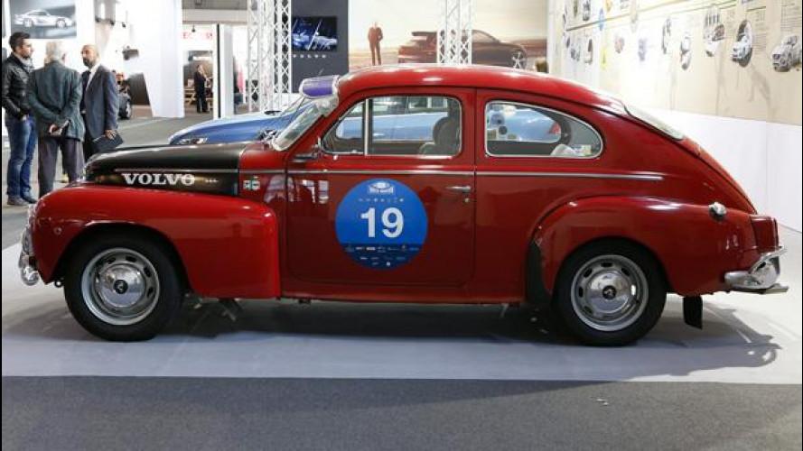 Auto e Moto d'Epoca, l'invasione delle Volvo