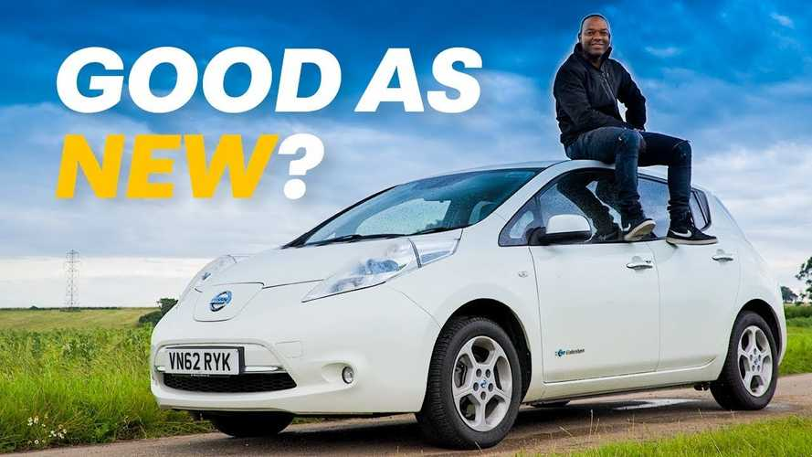 UK: Should you consider a used electric car? Good or bad idea?