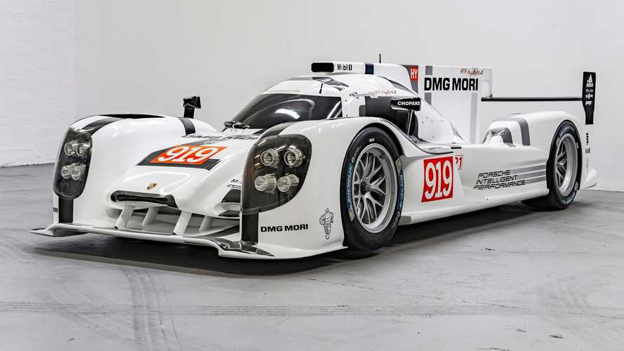 ¿Buscas decoración para el salón? Este Porsche 919 Hybrid es ideal