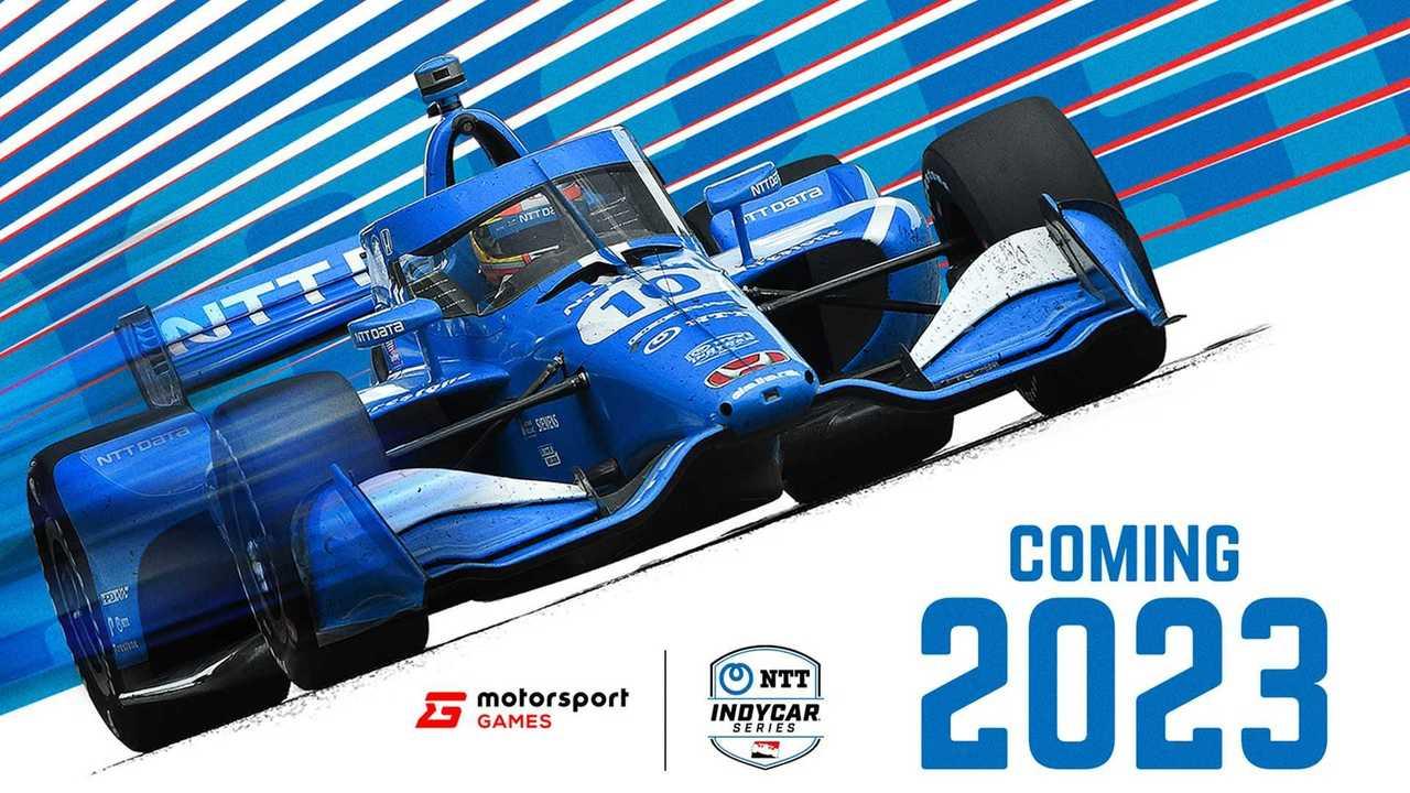 MSG IndyCar Game - M1 LEAD