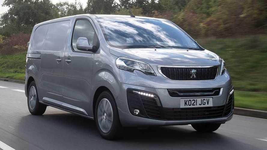 Peugeot cuts Expert van prices by £1,000