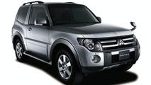 New Mitsubishi Pajero - Short Wheelbase