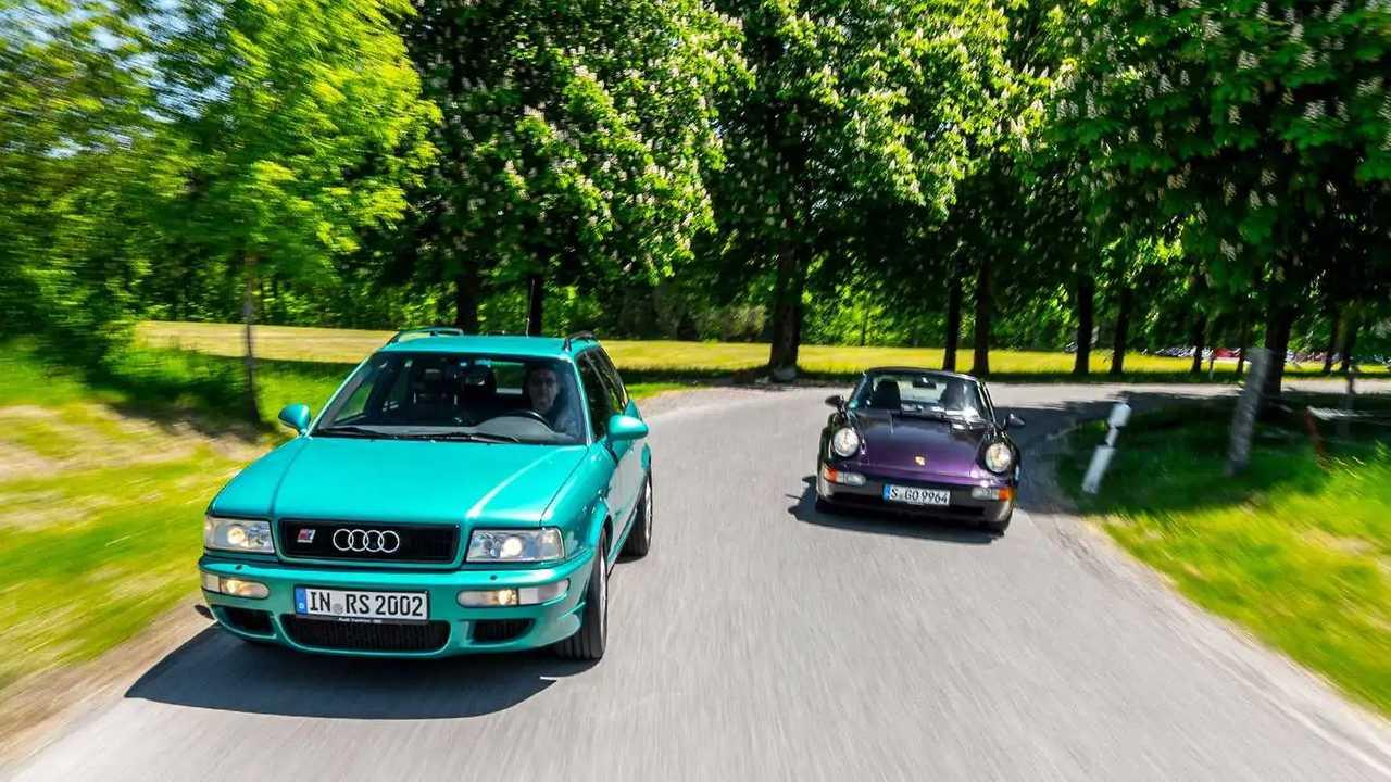 Audi RS2 Avant (1994)
