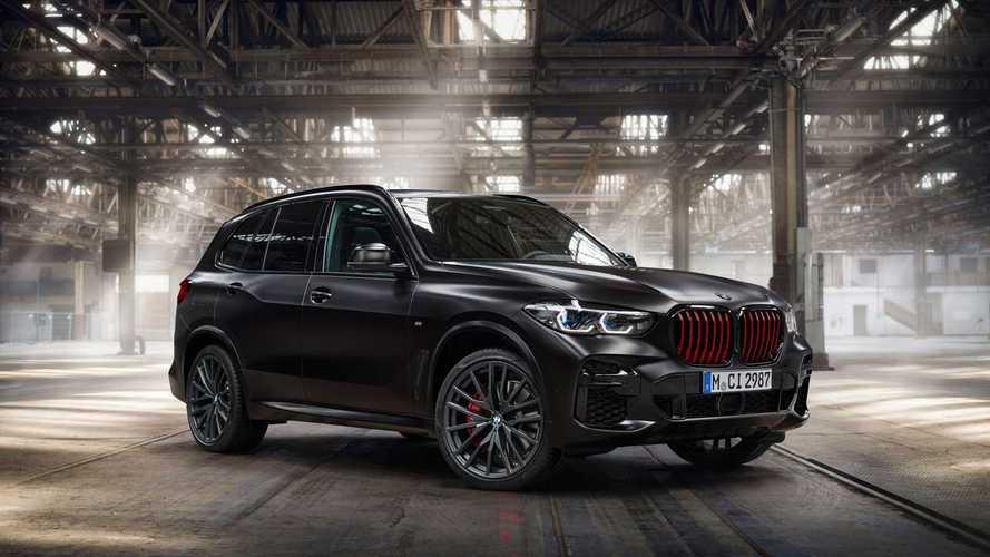 Les BMW X5, X6 et X7 gagnent une série spéciale