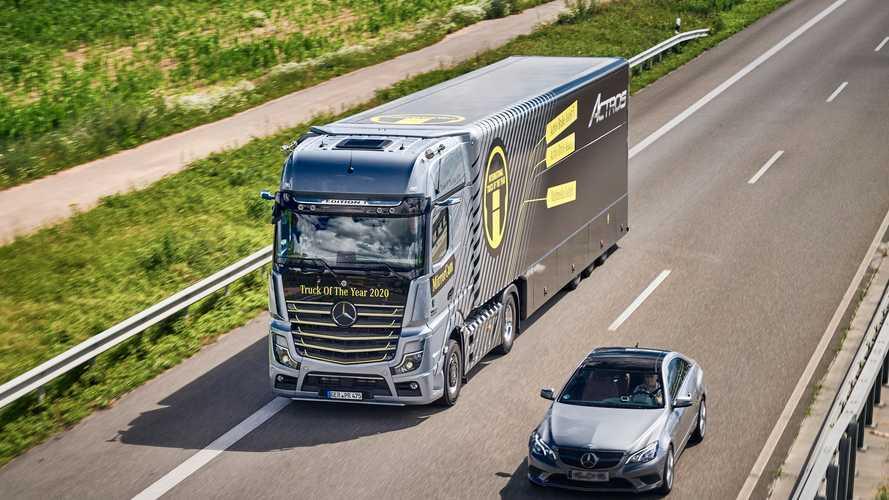 Daimler Truck e Mercedes, a ottobre la separazione
