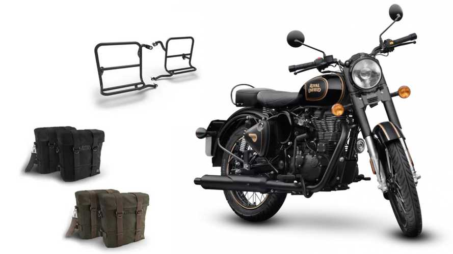 Royal Enfield Says Goodbye To Classic 500 With Pannier Kit Deal
