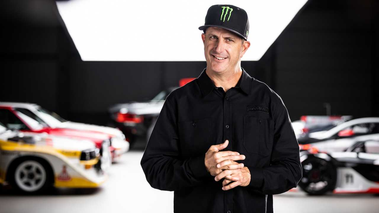 Ken Block wechselt zu Audi