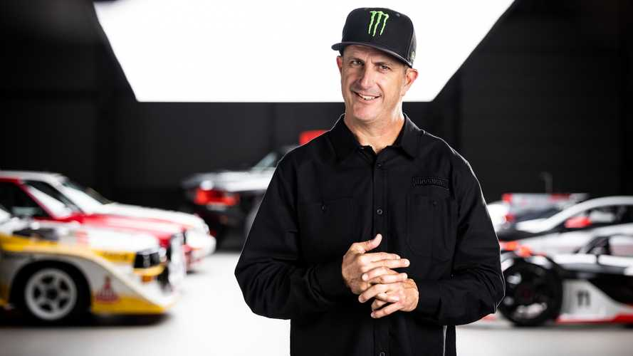 Ken Block Will Return To Gymkhana With 'Very Special' Audi E-Tron