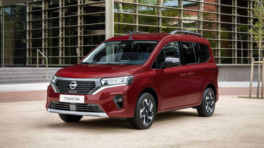 Nissan представил свою версию Renault Kangoo–Tech Electric