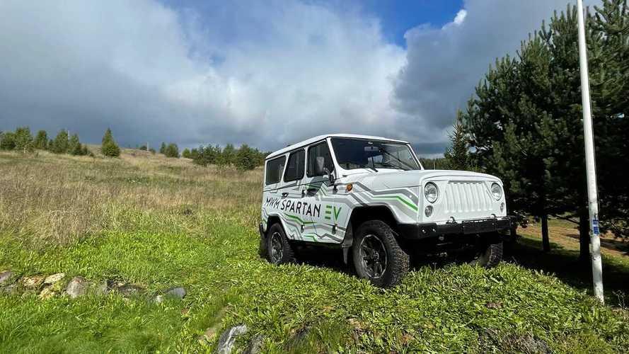 Прототип MWM Spartan в России
