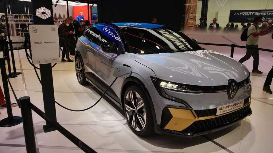 Renault Mégane E-Tech Electric: un SUV eléctrico revolucionario