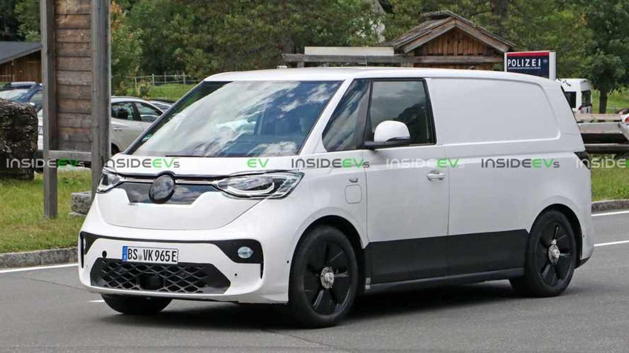 VW ID Buzz (Cargo)