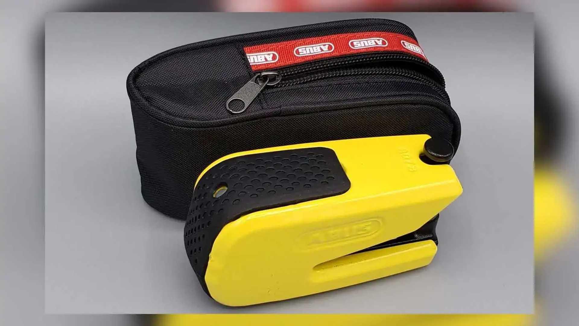 ABUS Granit Detecto SmartX Lock - Lock And Case View