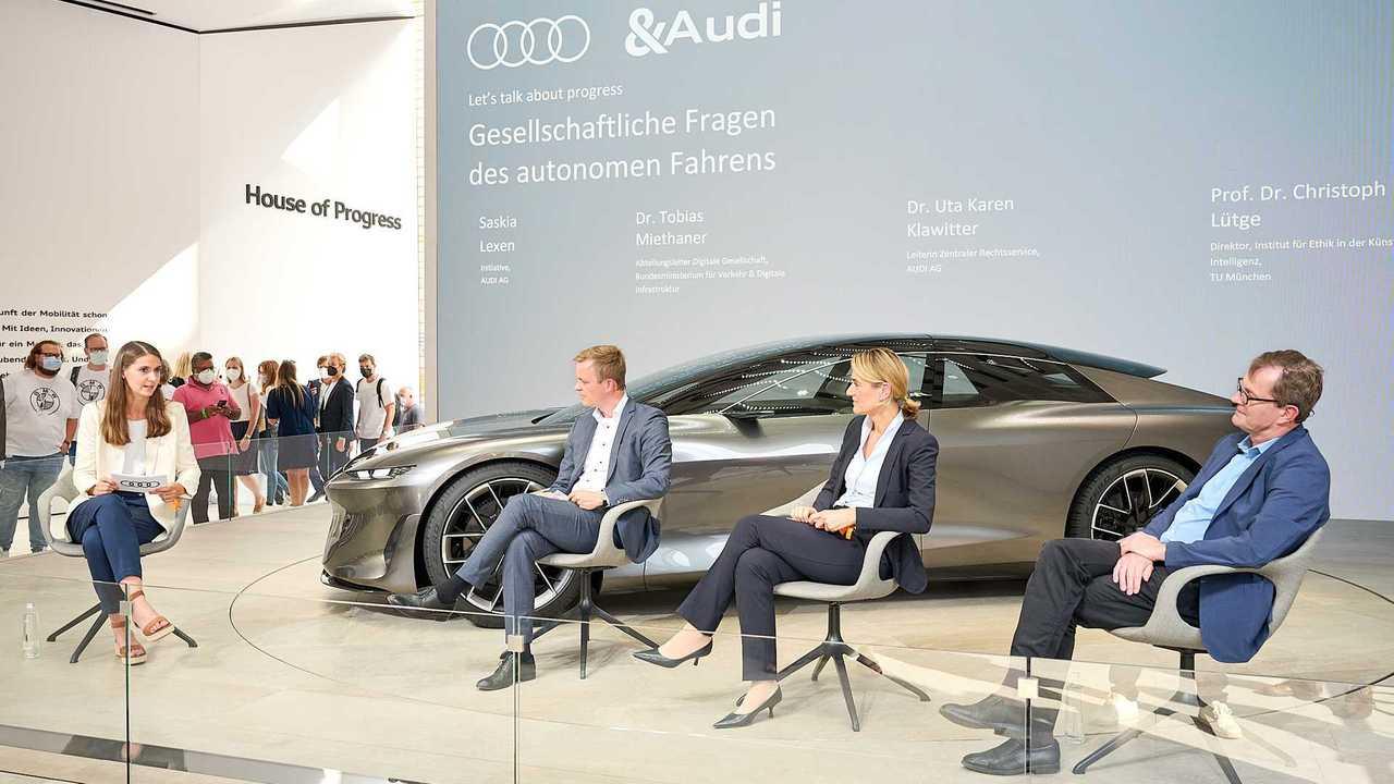 Guida autonoma, Audi ne sta studiando l'impatto sociale