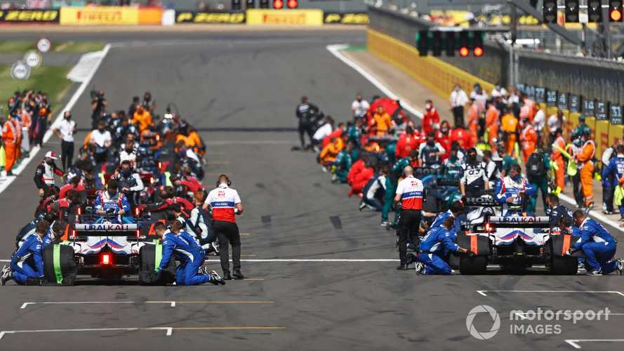F1 income continues to recover as spectators return to races