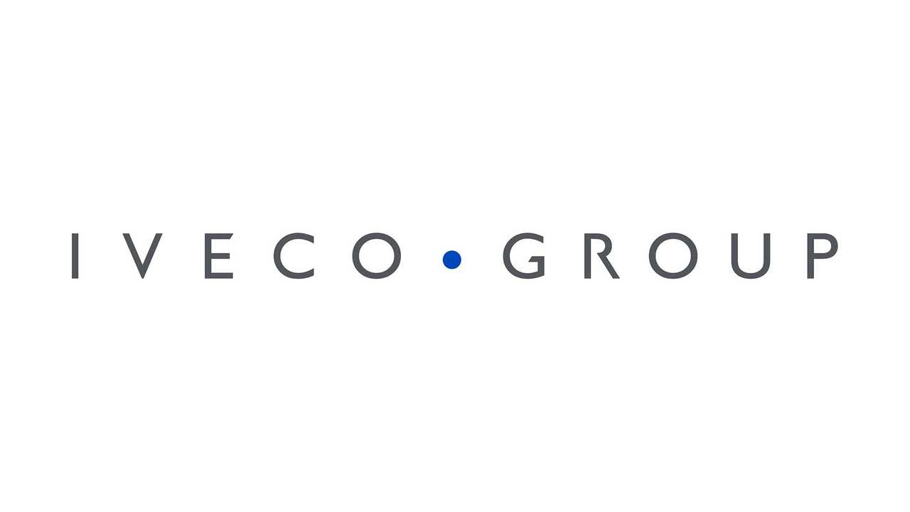 Logo Iveco Group