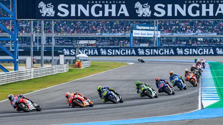 Buriram MotoGP Round In Jeopardy As COVID Cases Rise In Thailand
