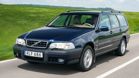 Volvo V70 XC AWD (1998) im Fahrbericht: Alter Schwede!
