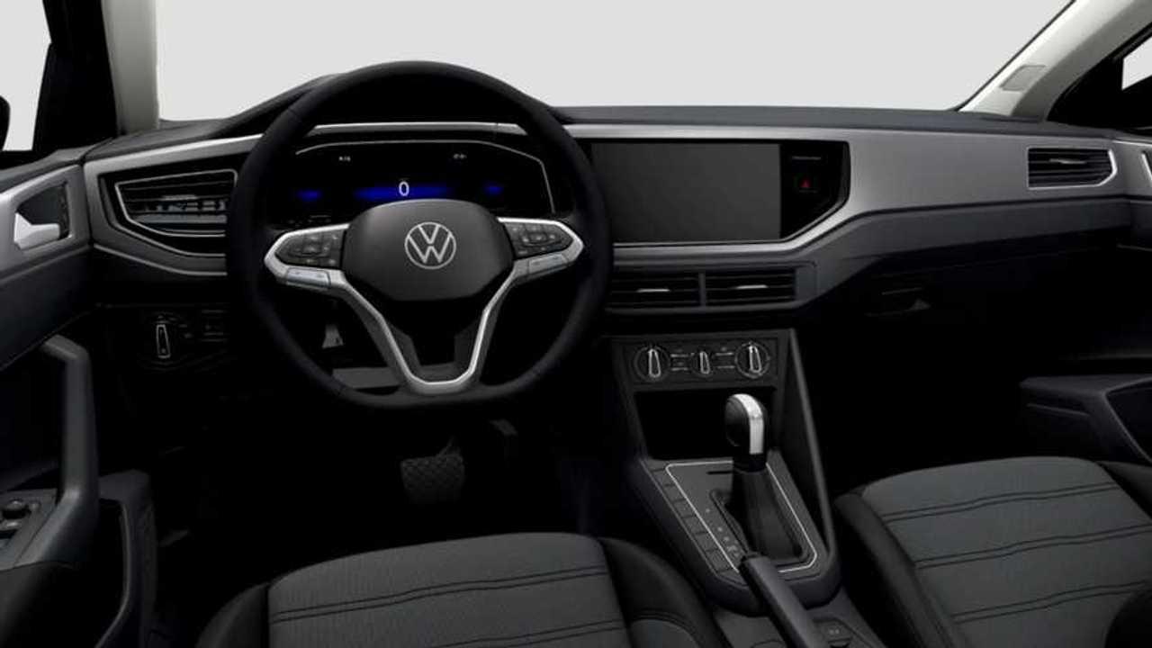 Volkswagen Nivus 2022 - Interior