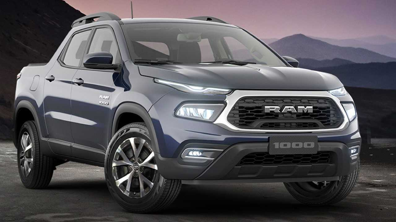 Ram 1000 2022