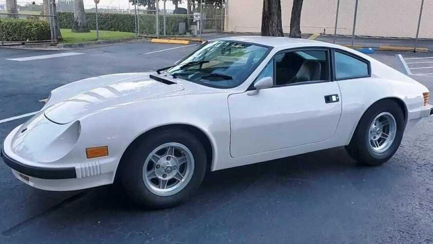 Puma GT de 1979: un deportivo olvidado, a la venta