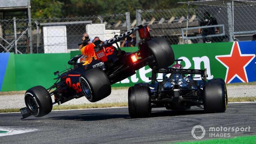 Hamilton: Verstappen penalty sets 'important precedent'
