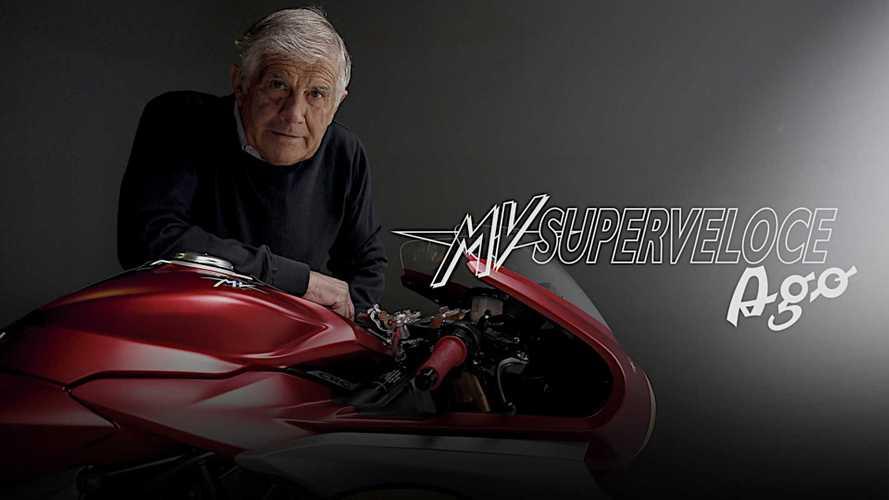 MV Agusta To Unveil Superveloce Ago At Emilia Romagna MotoGP
