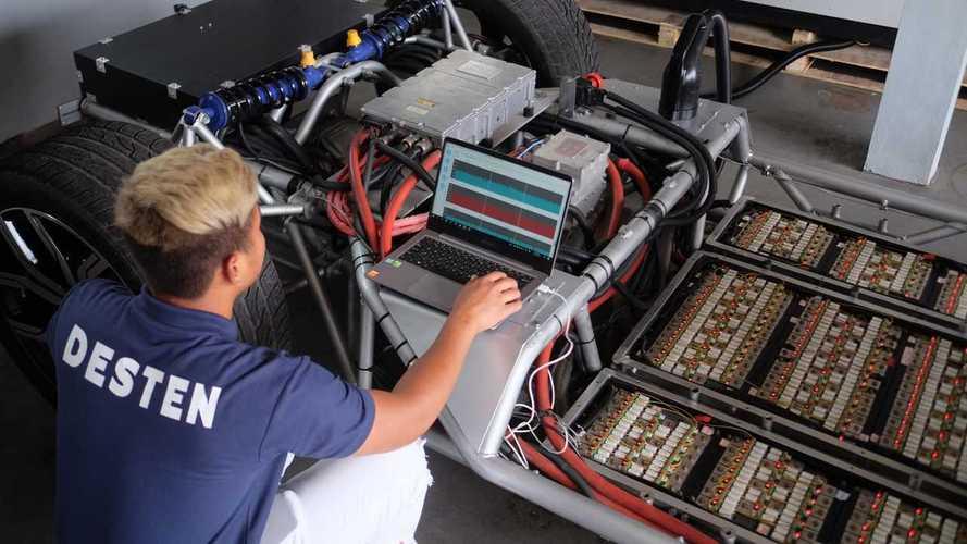 Desten Teases 5 Minute, 900 kW Ultra-Fast Charging Battery Tech