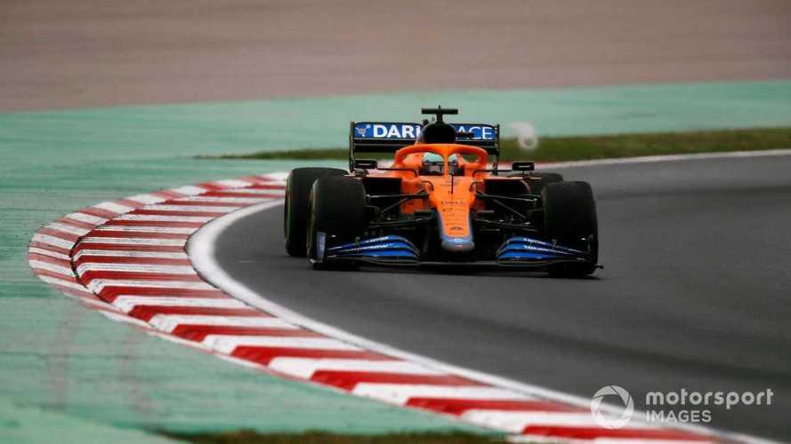 Ricciardo won't let Turkish GP setback derail McLaren momentum