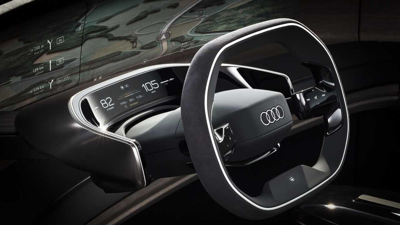 Audi Grandsphere Konsepti